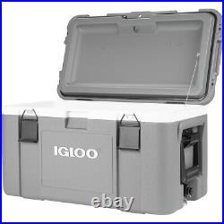 IGLOO Mission 50 qt. Hard Cooler Space Gray
