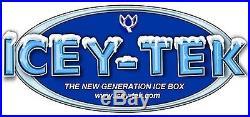 Icey Tek 25 quart Cooler Pink, Authorized Icey-Tek Dealer