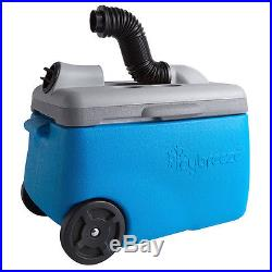 IcyBreeze 38 Qt. Portable Air Conditioner & Cooler 110V Chill