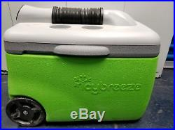 IcyBreeze 38 Qt. Portable Air Conditioner & Cooler 12V Chill
