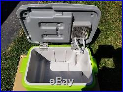 IcyBreeze 38 Qt. Portable Air Conditioner & Cooler used with power supply