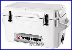Igloo 44666 Yukon 50 Qt White 7 day Cold Locker Cooler / Ice Chest