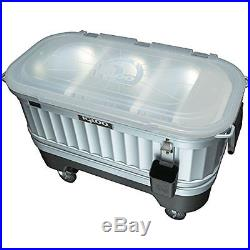Igloo 49271 Party Bar(tm) Cooler Powered By Liddup Generic