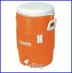 Igloo 5 Gallon Seat Top Beverage spigot Cooler Water Drink Dispenser New