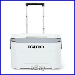 Igloo 60-Qt. Sunset Rolling Cooler