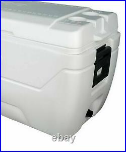 Igloo Cooler Max Cold Ice Chest Insulated Large 150 Quart 248 Can Marine Fishing