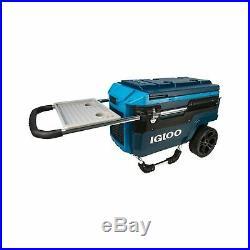 Igloo Cooler Storage Trailmate Journey Agama Teal Slate Blue Outdoor 00034276