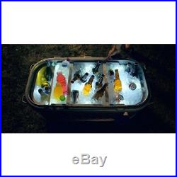 Igloo Ice Chest Party Bar LiddUp Illuminated Cooler 125 Qt