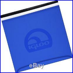 Igloo Island Breeze Cooler Majestic Blue/Ash Gray/Black
