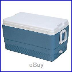 Igloo MAXCOLD Ice Blue 70 Quart Cooler 44366