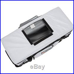 Igloo Marine Ultra 36 Can Console Cooler White Travel Cooler NEW
