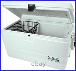 Igloo Marine Ultra Cooler 72-Quart With Ultratherm Insulated Body & Lid Top NEW