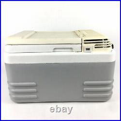 Igloo Plentikool Electric Cooler And Koolmate Converter 24 Can Capacity