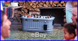 Igloo Portable Party Cooler Bar 125 Quart Ice Chest Lights Beer Whiskey Soda NEW