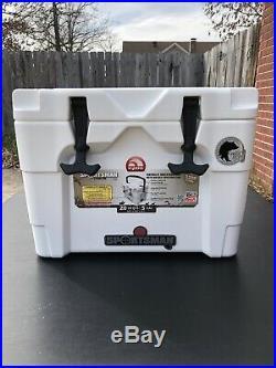 Igloo Sportsman Cooler 20 US Quart/5 Gallon White NEW