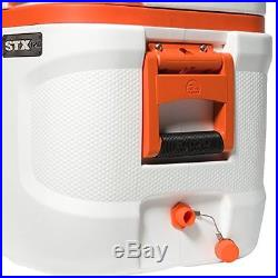 Igloo Super Tough Heavy Duty Large Long Lasting STX Cooler, 120-Quart NEW