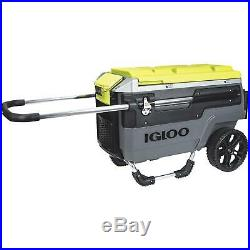 Igloo TrailMate Wheeled Cooler