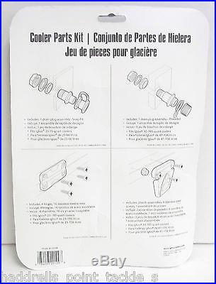 Igloo Universal Ice Chest Parts Kit All Sizes Model # 20108