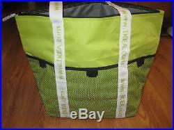 Ikea Cooler Bag Kylvaska Tote Food Travel Insulated Picnic Beach NEW FREE SHIP