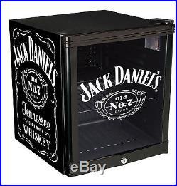 Jack Daniel's Lifestyle Products Jack Daniel's 1.8 cu. Ft. Compact Refrigerator