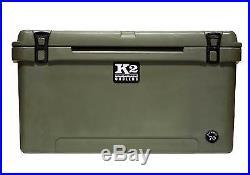 K2 Summit Series 70 Quart Coolers, Blemished