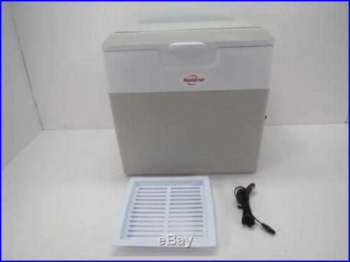 Koolatron 52-Quart Krusader Cooler USED