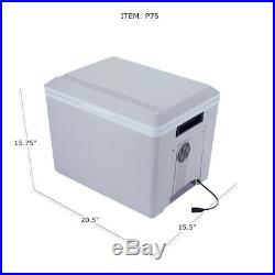 Koolatron P75 Iceless 36 Quart (34 L) 12v Thermoelectric Travel Cooler or Warmer