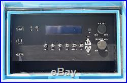 Koolmax Tunes2Go 40 QT Gray Cooler w Stereo & Bluetooth Audio Speakers CA-E065G