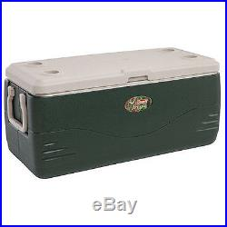 Large 150 Quart Cooler Ice Chest Tailgating Camping Hunting Marine 5 Day Ice
