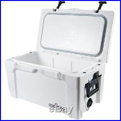 Large Sportsman IGLOO Cooler 55 qt Heavy Duty Latches Locking Ice Chest