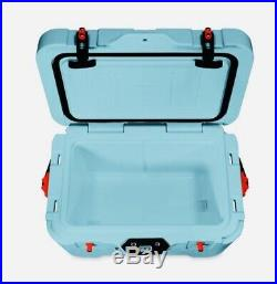 Lerpin Rotomolded 25 Qt Prem. Insulated Hard Cooler Compare WithYeti Rtic Otterbox