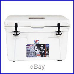 LiT Coolers Torch TS 600 White Cooler 52 Quart White