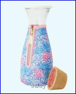 Lilly Pulitzer GWP Picnic Set collapsible Cooler Carafe Bottle Opener New in Box