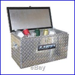 Lund Inc. 48 Quart Aluminum Cooler