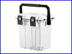 Monoprice 20qt Cooler Securely Sealed, Anti-Slip Base, Temperature Retention