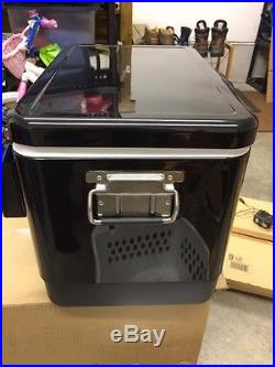 Mountain Dew 54 Quart Cooler With Speakers BRAND NEW Yeti