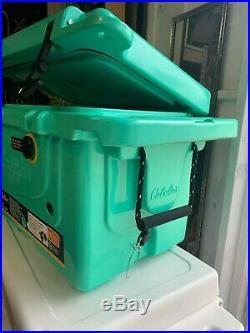 NEW Cabela's Polar Cap Equalizer Cooler Teal 40 QT