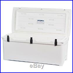 NEW Engel 123 DeepBlue Roto-Molded High-Performance Cooler in White Color