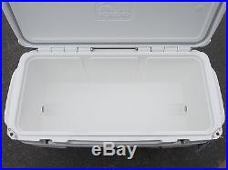 NEW Igloo Yukon White 150 Quart Cold Locker Cooler Ice Chest Insulated 44668