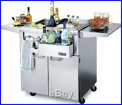 New Out Of Box Lynx Cocktail Pro Station Outdoor Bar Stainless Steel