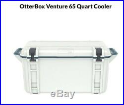 NEW Otterbox Venture Cooler 65 Quart, Hudson, NEW