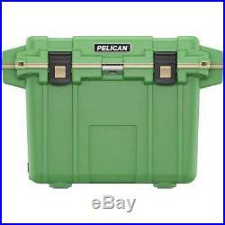 NEW Pelican Elite Cooler 50QT Cactus Green/Coyote