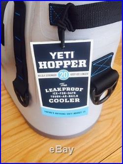 NEW YETI HOPPER 20 SOFT-SIDED COOLER
