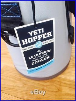 NEW YETI HOPPER 30 SOFT-SIDED COOLER