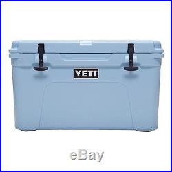 NEW YETI TUNDRA 45 COOLER ICE BLUE