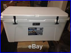 NEW! YETI Tundra Cooler 110 Quart White