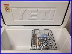 NEW! YETI Tundra Cooler 125 Quart White
