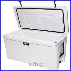 NEW! YETI Tundra Cooler 125 White