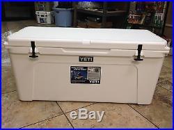 NEW! YETI Tundra Cooler 160 Quart White