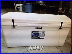 NEW! YETI Tundra Cooler 160 White